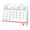 [2017年 卓上カレンダー] くまモン 卓上リングカレンダー2017 熊本地震復興義援金寄付付き