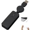 卒業記念品:USBミニマウス ブラック