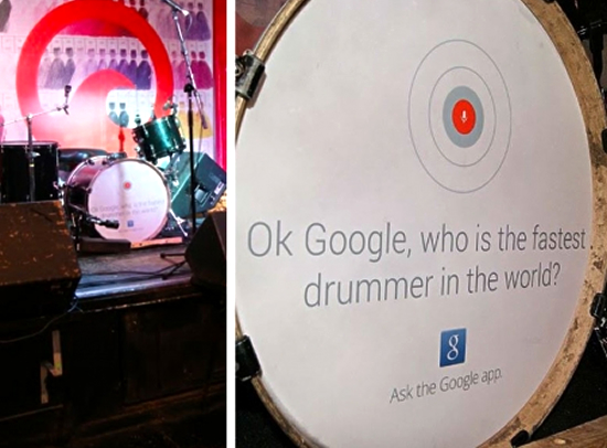 Ok google,who is the fastest drummer in the world?