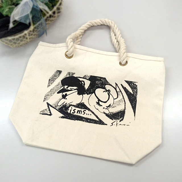 小牧市の人気美容室、オリジナルデザインのバッグを制作