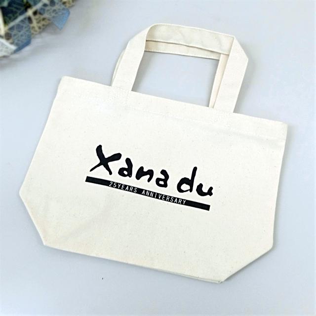 神戸市と西宮市の人気ヘアサロン、25周年の記念バッグを制作